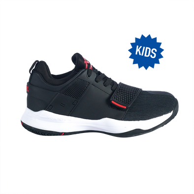 AD1 Footwear Kids - Black / Red