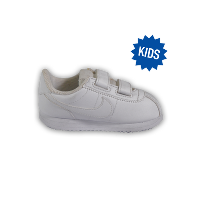 Cortez Basic SL (TDV) - White / Black