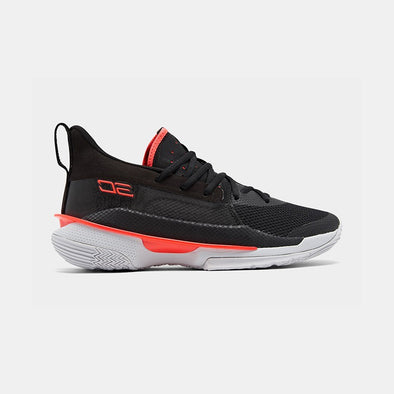 Under Armour Basketball Footwear Ua Curry 7 3021258-001-Black