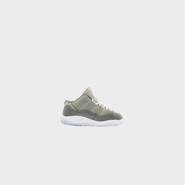"Air Jordan 11 Retro Low ""Cool Grey"" 505836-003-Grey"
