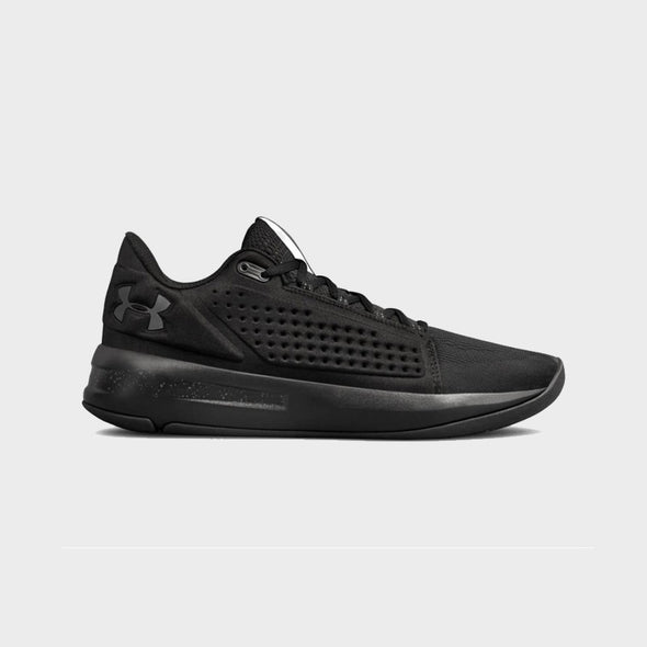 Ua Torch Low 3020621-001 Footwear-Black