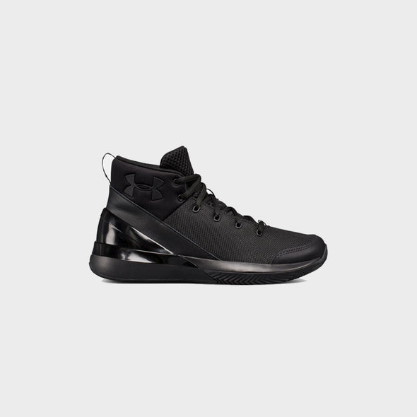 Ua Bgs X Level Ninja 1296005-003-Black