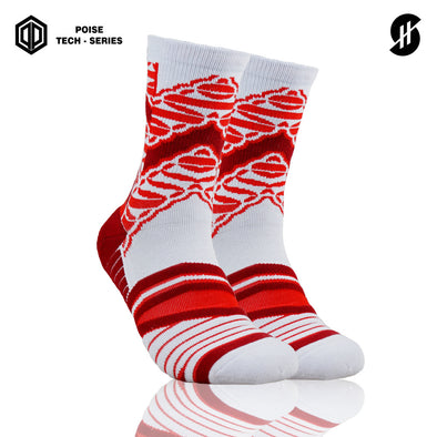 STAYHOOPS TYGRYS INDONESIA POISE TECH SERIES HOME SOCKS