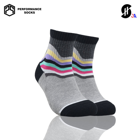 STAYHOOPS WHELM MISTY JUNIOR SOCKS