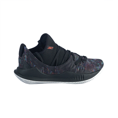 "Curry 5 ""Multi-Color Tokyo Night"" - Black"