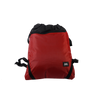 Basic Gymsack Bag - Black / Red