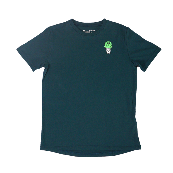 Summer Vibes SS T-Shirt - Green