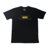 "Breaking The Barrier ""AZA 6"" T-Shirt - Black / Gold"