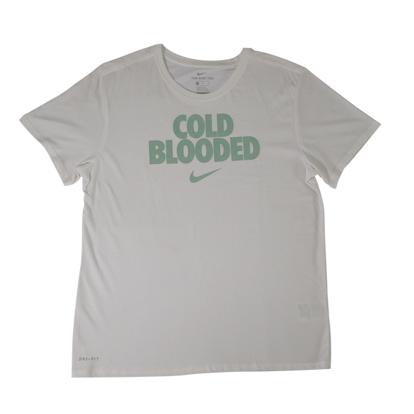 Nike Dry Tee Cold Blooded T-Shirt - White