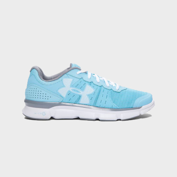 Ua W Micro G Speed Swift-Baby Blue