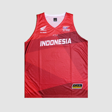 AZA All Star Jersey - Red