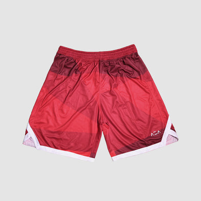 AZA All Star Short - Red