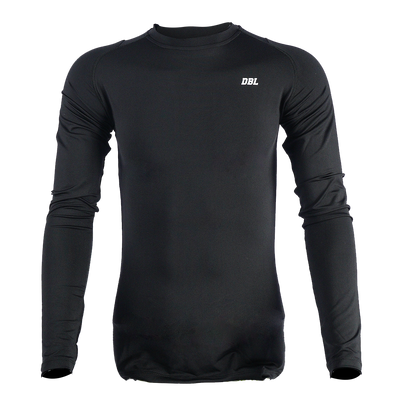 Baselayer Top Long Sleeve 2019 - Black