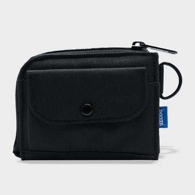 DGOODS Card Holder Wallet - Black