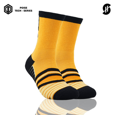 STAYHOOPS BASIC COLOR POISE TECH SERIES FLAVA SOCKS