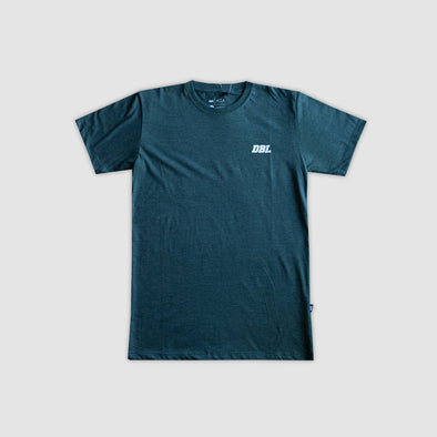 DBL Basic Threetone Short Sleeve T-Shirt - Green