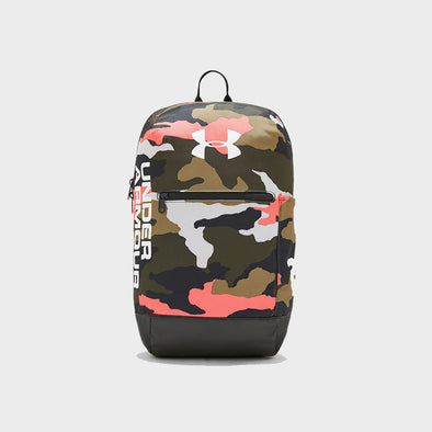 Under Armour Backpack Ua Patterson Backpack 1327792-014 Bag-Mix