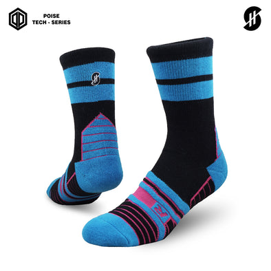 STAYHOOPS ILGIT OLD SCHOOL POISE TECH SERIES SOCKS
