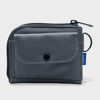 DGOODS Card Holder Wallet - Grey