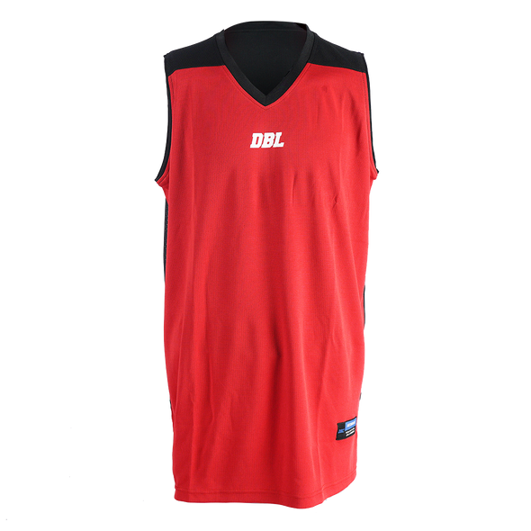 DBL Jerset Set Jersey - Black/Red