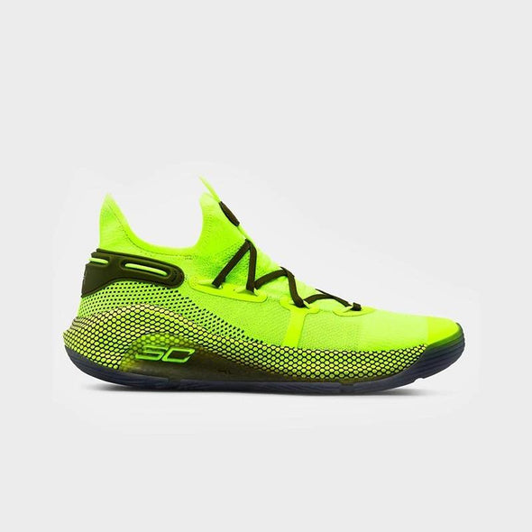 UA Curry 6 3020612-302 - Yellow