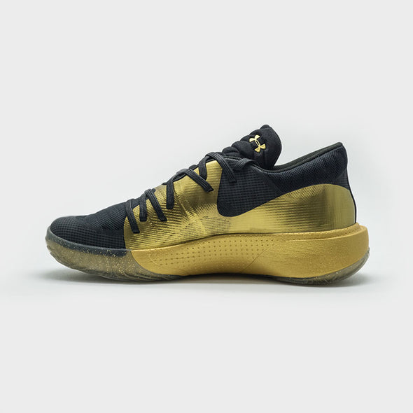 UA Spawn Low 3021263-003 - Gold