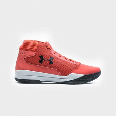 UA Jet Mid - Red/Grey