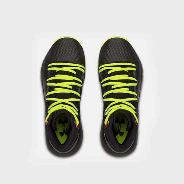 UA Hovr Havoc - Black/Green