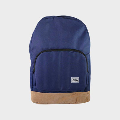 DBL Daily Backpack Bag - Navy / Cream