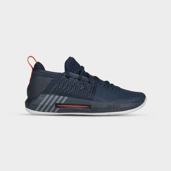 UA Drive 4 Low - Navy/White