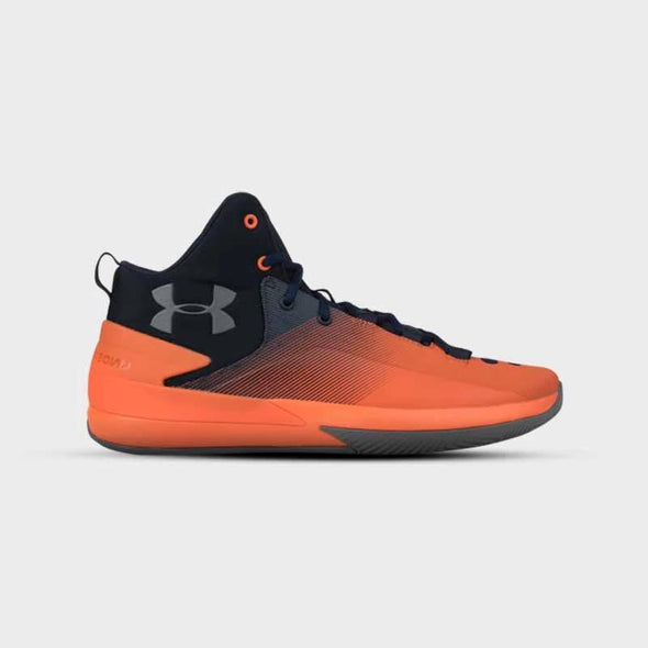 UA Rocket 3 - Orange/Navy