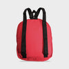 DGOODS Boxy Mini Backpack Bag - Red