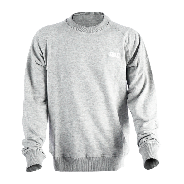 DBL Crewneck Sweater - Grey
