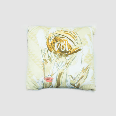 DBL Hand Pillow - White