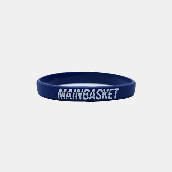 WRISTBAND STRIPE-DEFENSE - NAVY