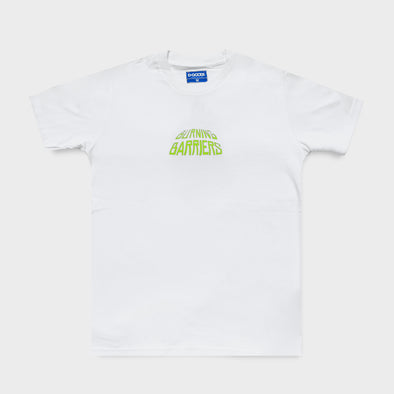 DGOODS Burning Barriers T-Shirt - White