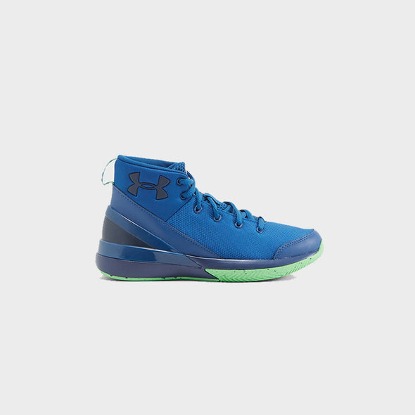 Ua Bgs X Level Ninja 1296005-403-Blue/Green