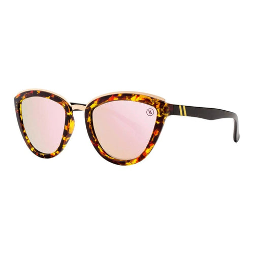 Blenders // Jackie K-Sunglasses-Blenders-Gloss Tortois/Rose Gold-Viso Sun Shop