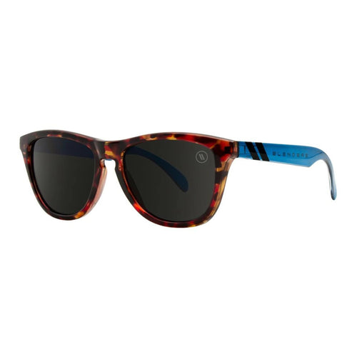 Blenders // Oak Island-Sunglasses-Blenders-Tort/Smoke-Viso Sun Shop