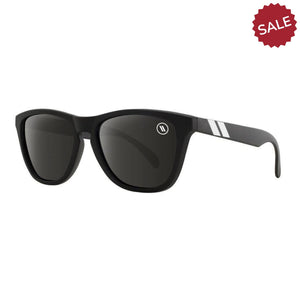 Blenders // Symphony-Sunglasses-Blenders-Matt Black/Smoke Polar-Viso Sun Shop