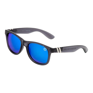 Blenders // Tipsy Goat x2-Sunglasses-Blenders-Crystal Grey/Blue-Viso Sun Shop