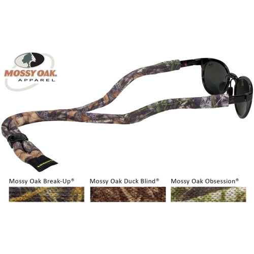 Croakies // Suiters - Poly Mossy Oak Mix-Accessories-Croakies-Viso Sun Shop