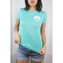 Load image into Gallery viewer, Fuse // Anchors Away T-Shirt - Teal-Apparel-Fuse Lenses-Viso Sun Shop