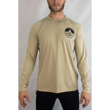 Load image into Gallery viewer, Fuse // Anchors Away UV Longsleeve - Khaki-Apparel-Fuse Lenses-Viso Sun Shop