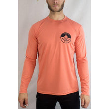 Load image into Gallery viewer, Fuse // Anchors Away UV Longsleeve - Salmon-Apparel-Fuse Lenses-Viso Sun Shop