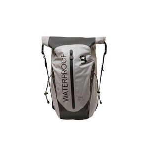 Geckobrands // Waterproof Dry Bag Backpack 30L-Accessories-Gecko Brands-Grey-Viso Sun Shop