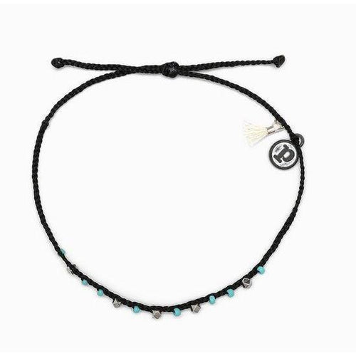 Pura Vida // Bead & Braid-Accessories-Puravida-Black-Viso Sun Shop