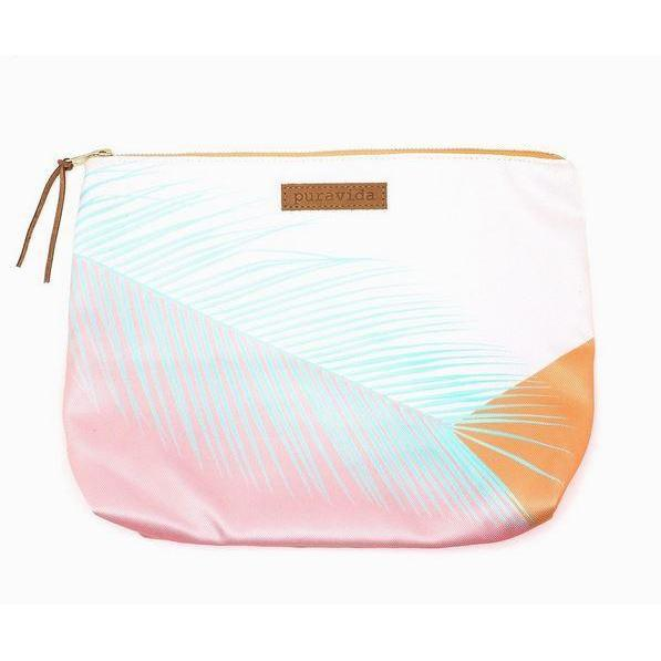 Pura Vida // Clutch - Pop Palm-Accessories-Puravida-Viso Sun Shop