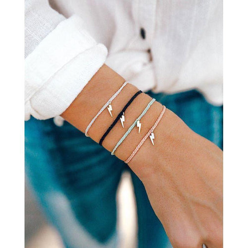 Pura Vida // Lighting Bracelet - Silver-Accessories-Puravida-Viso Sun Shop