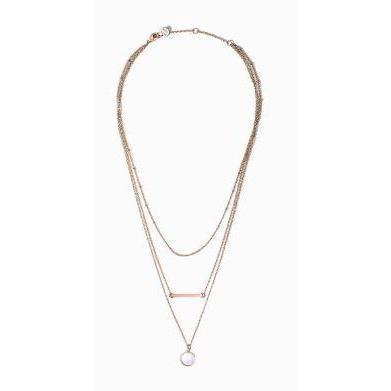 Pura Vida // Multi Necklace Set-Accessories-Puravida-Rose Gold-Viso Sun Shop